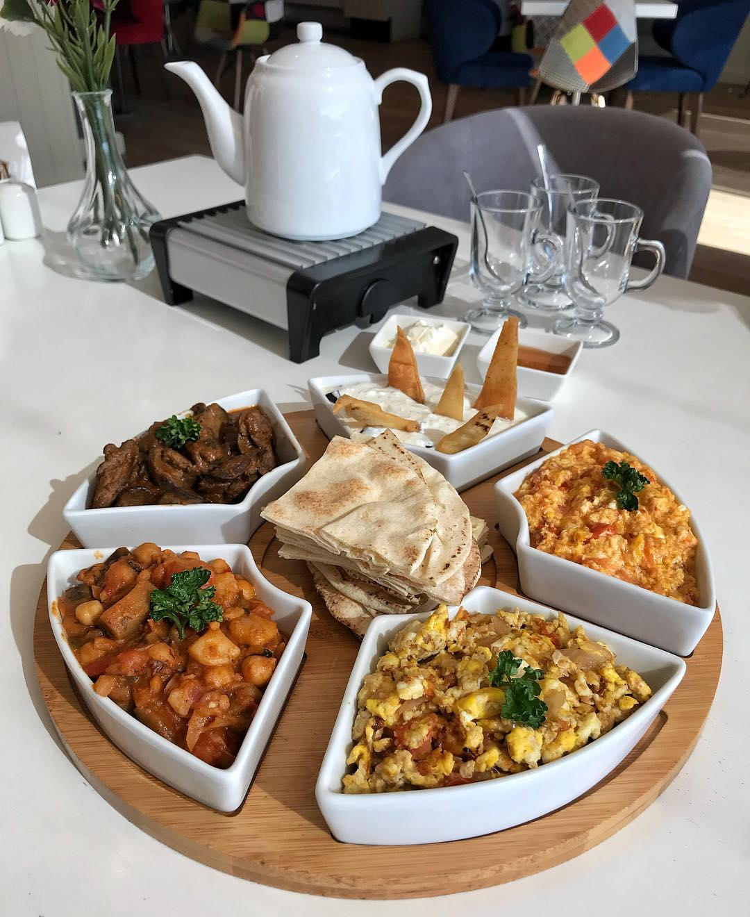 افخم مطاعم فطور في البحرين