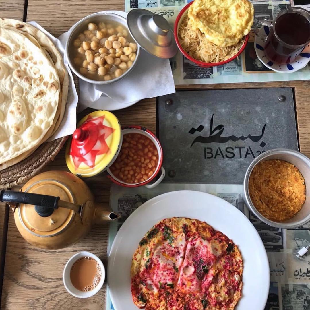 مطعم بسطة في البحرين