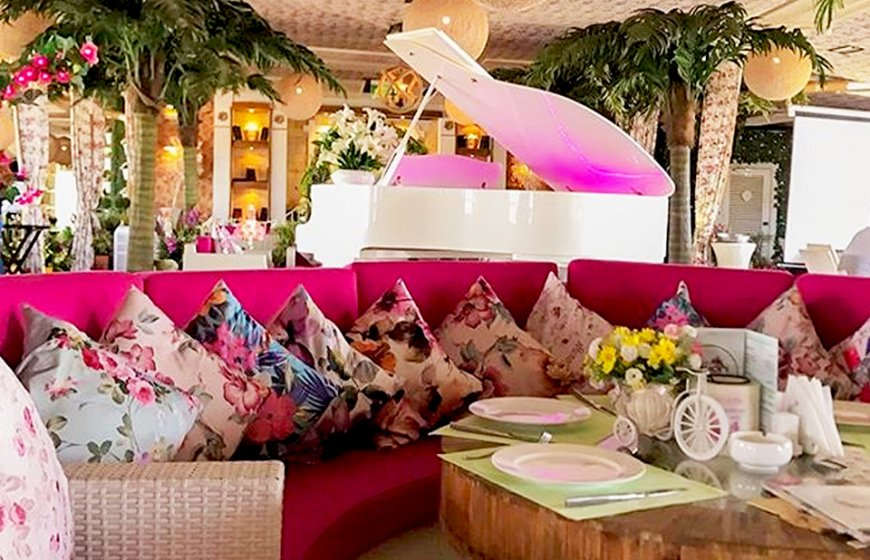 مطعم فيوري كافيه البحرين