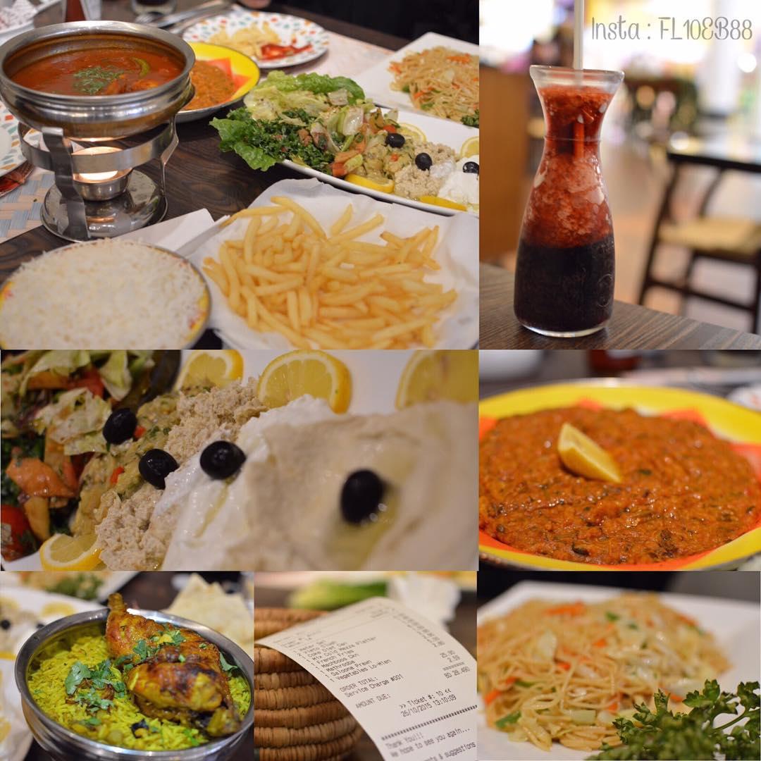 مطاعم طرب البحرين