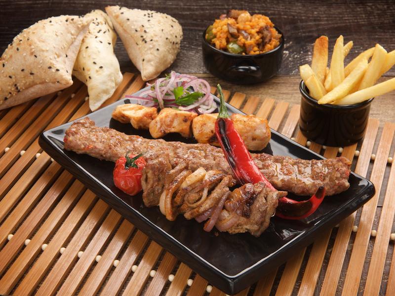 مطعم كوشي باشي