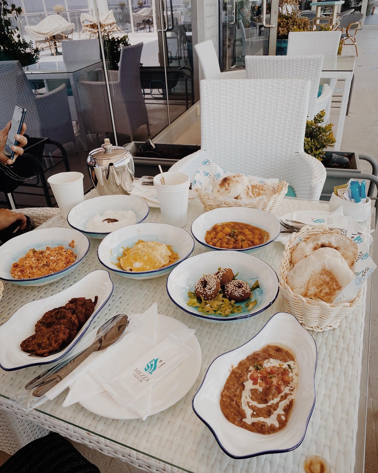 مطعم ميزي في البحرين