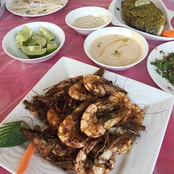 مطعم الصيادين البحرين