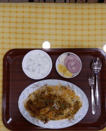 مطعم بيت البرياني