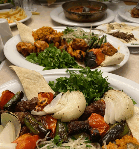 مطعم البحرين