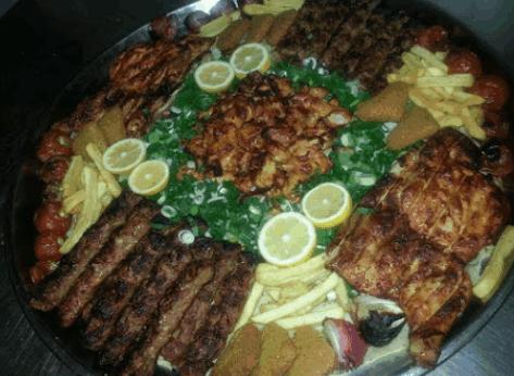 مطاعم مدينة حمد في البحرين
