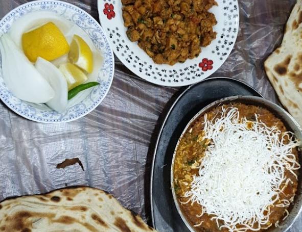مطاعم صنعاء القديمه